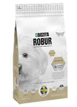 ROBUR GRAIN FREE CHICKEN 30/15